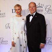 Charlene et Albert de Monaco : Divins à la mémoire de Grace auprès de ses émules