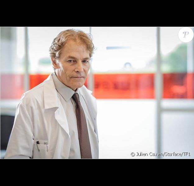 Michael Massee dans la série Interventions