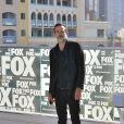 """Jeffrey Dean Morgan - Photocall et conférence de presse de la série """" The Walking Dead """" au Comic-Con International 2016 à San Diego Le 22 Juillet 2016 © Dave Starbuck / Zuma Press / Bestimage"""