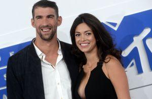 Michael Phelps : Surprise, le nageur marié à sa belle Nicole depuis des mois !