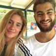 Jesta et Benoît (Koh-Lanta, L'île au trésor), sont en couple. Août 2016.