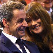 Carla Bruni et Nicolas Sarkozy : Plus complices que jamais face à l'adversité