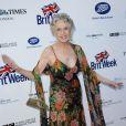 Tippi Hedren lors de la 8ème soirée annuelle Brit Week à Los Angeles, le 22 avril 2014.