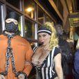 Ice-T et Coco-Soirée de Halloween animée par Heidi Klum au Vandal. New York, le 31 octobre 2016.