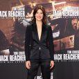 """Jacoba """"Cobie"""" Francisca Maria Smulders lors de la première de 'Jack Reacher: Never Go Back' à Berlin le 21 octobre 2016"""