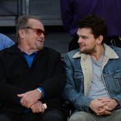 Jack Nicholson : Son fils Ray est son sosie et est fan de NBA comme lui