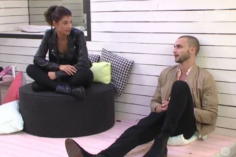 Secret Story 10 : Mélanie tacle violemment Bastien et rompt définitivement !