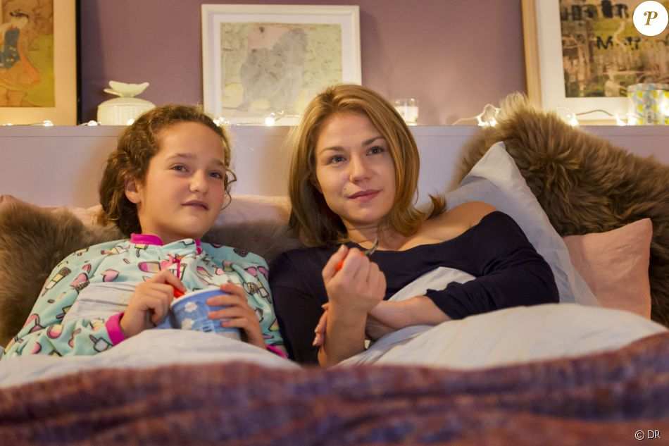 Jeanne Jestin et Emilie Dequenne - Image du film Maman a tort en salles le 9 novembre 2016