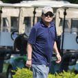 Michael J. Fox assiste au championnat de golf au profit d'une association caritative à South Burnab, le 28 mai 2015