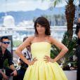"""Florence Foresti au Photocall du film """"The Little Prince"""" (Le Petit Prince) lors du 68ème festival international du film de Cannes le 22 mai 2015."""