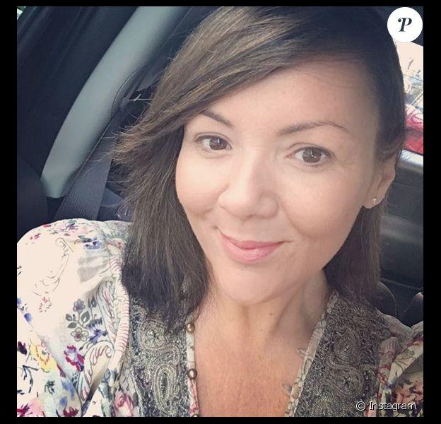 Martine Mccutcheon a publié une photo d'elle sur sa page Instagram au mois d'octobre 2016