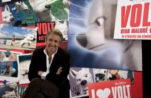 PHOTOS + VIDEO : Richard Anconina, Gilles Lellouche, Omar et Fred, des acteurs qui ont vraiment... du chien !