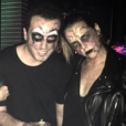 Pauline Ducruet lors d'Halloween 2016 avec ses amis à New York, photo Instagram.