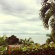 Pauline Ducruet a profité en novembre 2016 d'un court break en République Dominicaine, photo Instagram.