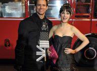 PHOTOS : Jim Carrey et son look de lapin crétin, Zooey Deschanel hyper sexy : on dit oui !