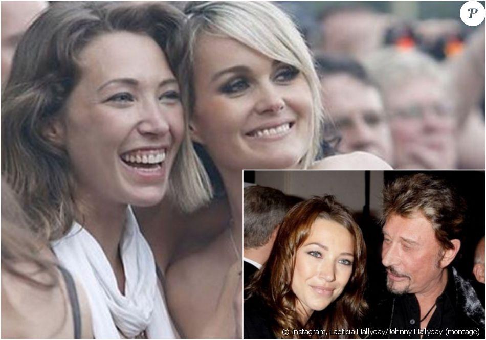 Laura Smet A 33 Ans Les Doux Messages De Johnny Et Laeticia