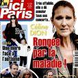 """""""Couverture du magazine """"Ici Paris"""" en kiosque le 16 novembre 2016"""""""