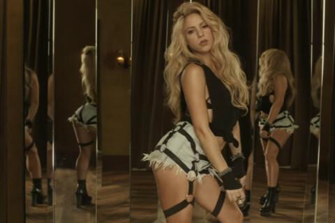 Shakira hot dans son nouveau clip, Gerard Piqué valide !