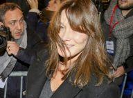Carla Bruni-Sarkozy : Ses larmes et son hommage à Nicolas après sa défaite...