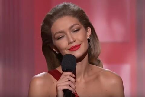 Gigi Hadid : Violemment clashée après avoir imité Melania Trump, elle réagit