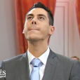 """Nathalie et Benoît dans """"Mariés au premier regard"""" sur M6. Novembre 2016."""
