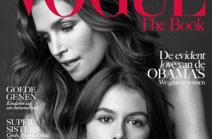 Cindy Crawford et Kaia : Mère et fille craquantes en couv' de Vogue
