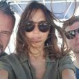 """Joyce Jonathan en Colombie pour le tournage d'""""A la roots"""", émission de RTL9. Photo Instagram publiée en novembre 2016."""