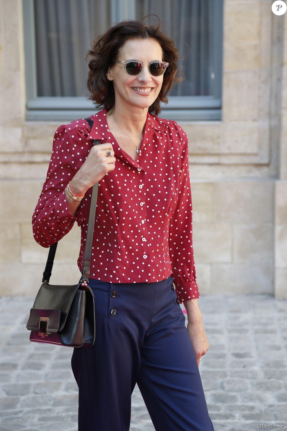 In s de la fressange people au d fil de mode schiaparelli collection haute couture automne - Mari d ines de la fressange ...