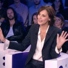 """Inès de la Fressange parle de ses filles dans l'émission """"On n'est pas couché"""", le 26 novembre 2016."""
