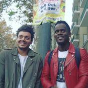 """Kev Adams et Black M, deux amis soudés : """"On se voit souvent en ce moment"""""""