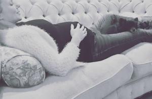 Geri Horner enceinte : L'ex-Spice Girl couve son baby bump bien rebondi