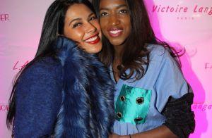 Ayem Nour et Hapsatou Sy : Jeunes mamans complices pour une soirée beauté