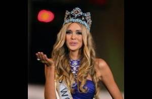 PHOTOS : Geneviève de Fontenay est encore fâchée... Laura Tanguy n'est pas Miss Monde !