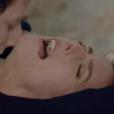 """Coralie, agressée sexuellement dans """"Plus belle la vie"""", sur France 3. Le 25 février 2016."""