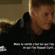 """Matthieu Delormeau piégé par Cyril Hanouna dans """"TPMP ! La grande rassrah"""" le 3 novembre 2016."""