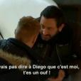 """Matthieu Delormeau piégé par l'animateur Cyril Hanouna dans """"TPMP ! La grande rassrah"""" le 3 novembre 2016."""
