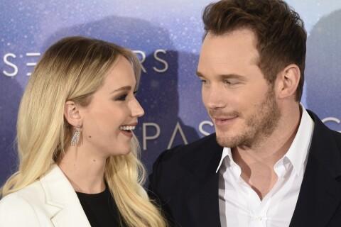 Jennifer Lawrence : Ses selfies avec Chris Pratt sont complètement ratés !