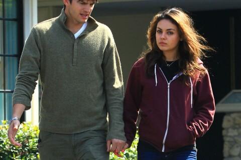 Ashton Kutcher et Mila Kunis parents : Découvrez le beau prénom de leur fils