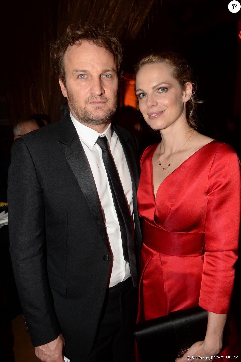 Bien connu Jason Clarke et sa compagne Cécile Breccia - Soirée Dior dans le  NU12