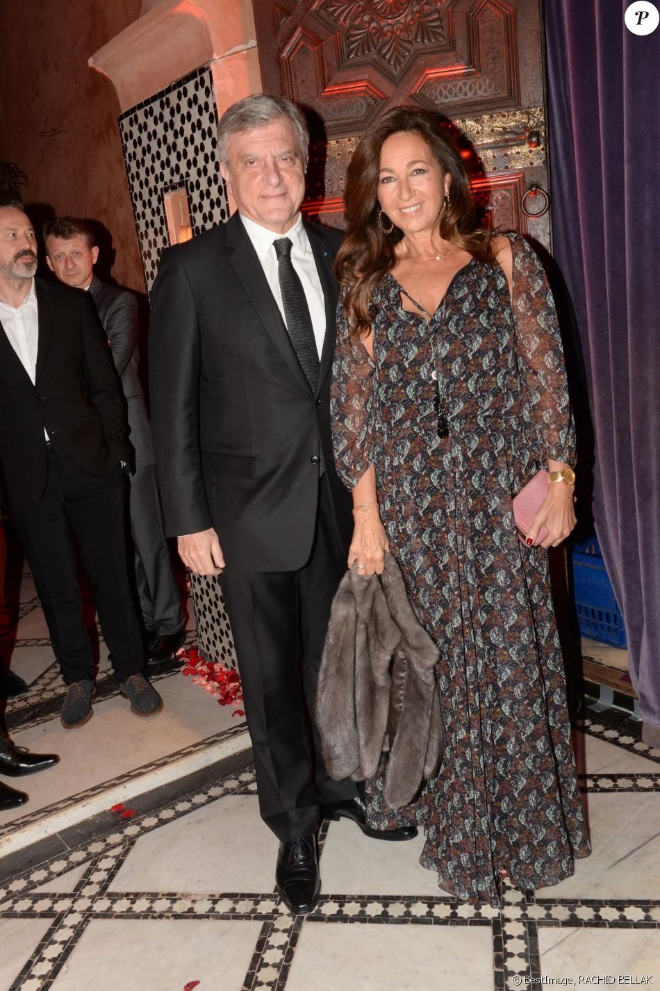 Préférence Sidney Toledano et sa femme Katia Toledano - Soirée Dior dans le  VP74