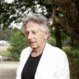 """Roman Polanski - 21e édition de la """"Forêt des livres"""" à Chanceaux-prés-Loches, France, le 28 août 2016. © Cédric Perrin/Bestimage"""