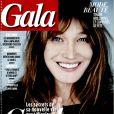 """Magazine """"Gala"""" en kiosques le 7 décembre 2016."""