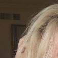 Emmanuelle Béart se montre sans maquillage sur Instagram en 2016.