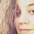 Katie Holmes se montre sans maquillage sur Twitter en octobre 2016.