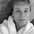 Diane Krüger se montre sans maquillage sur Instagram en juin 2016.