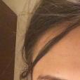 Adriana Lima se montre sans maquillage sur Instagram en 2016.