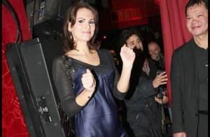 PHOTOS : Quand la craquante Laetitia Bléger se lâche !
