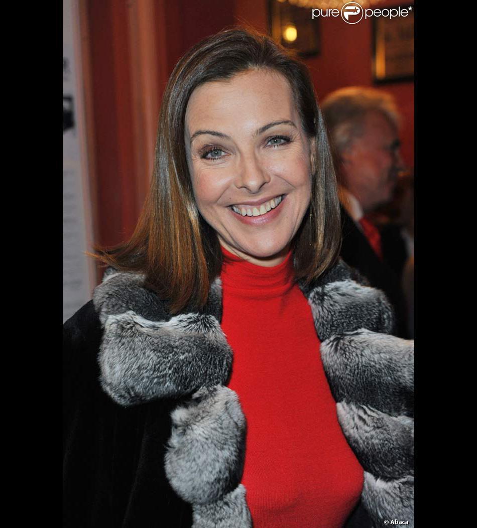Carole bouquet - Helene darroze francis darroze ...