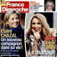 """Magazine """"France dimanche"""" en kiosques le 9 décembre 2016."""