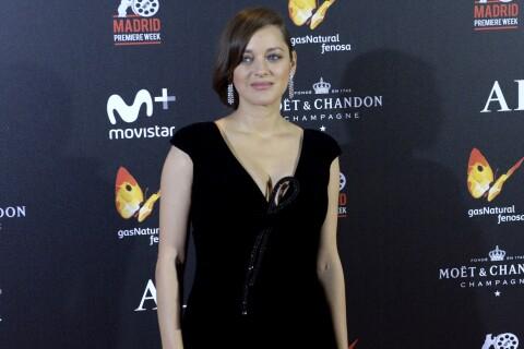 Marion Cotillard, Léa Seydoux... Enceintes et sublimes sur tapis rouges